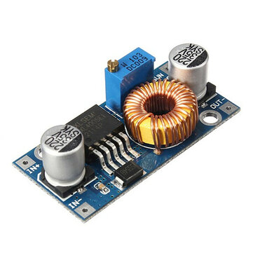 Geekcreit® 5A XL4005 DC-DC Adjustable Step Down Module Power Supply Converter