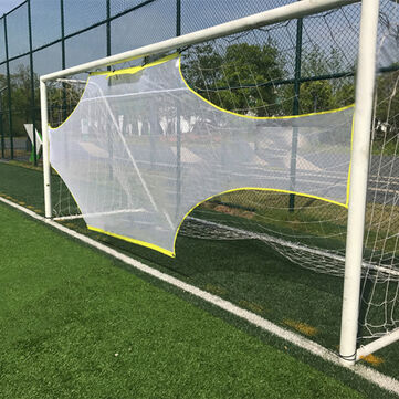 Pro Precision Football Goal Net 24''x8'' Outdoor Training Practice Gate Soccer NET