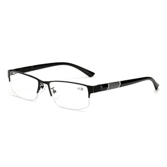 Men Women Round Half-Frame Readers Reading Computer Glasses