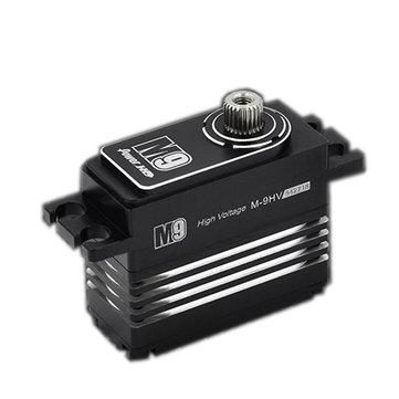 Power HD M9 Digital Servo Coreless Metal Gear For 1/12 Pancar Compatible 500 RC Helicopter Mono1 RC Boat