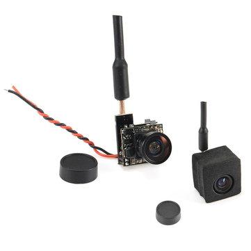 CM275T 5.8G 25mW 48CH NTSC/PAL Mini VTX 600TVL FPV Cámara para DIY Micro FPV Racer