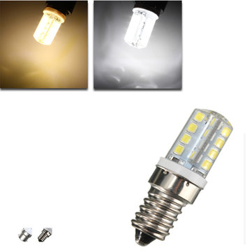 E14 B15 E12 3.5W 200LM SMD2835 32 LED Corn Bulb Household Light White Warm White AC 220V