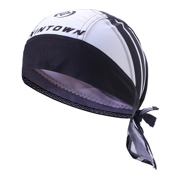Summer Outdoor Quick Dry Sweat Riding Caps Breathable Sports Sunshade Headband For Mens