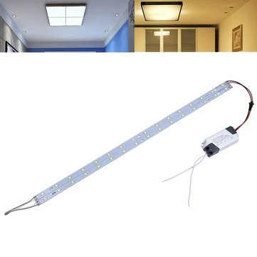 52CM 16W SMD5730 LED Rigid Bar Strip for Ceiling Light Tube Fluorescent Replacement Lamp