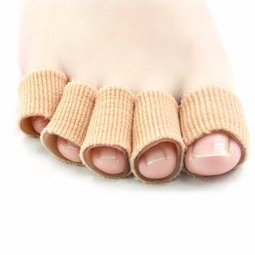 سكيشيز هلام أنبوب تو إصبع ضمادة كوتابل غطاء كاب حامي للبشرة الجافة الذرة بثور الألم الإغاثة