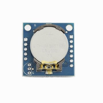 5Pcs Geekcreit® Tiny RTC I2C AT24C32 DS1307 Real Time Clock Module With CR2032 Battery For Arduino