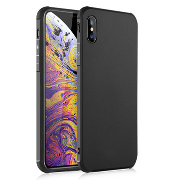 Bakeey Protective Case For iPhone XS/XS Max Air Cushion Corners Soft TPU Shockproof