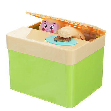 Useless Box Useless Machine Birthday Gift Toy Gadget Fun Office Home Desk Decor Money Saving Pot