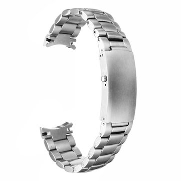 20mm Wristband Bracelet Watchband Replace Strap For Omega Seamaster Planet Ocean