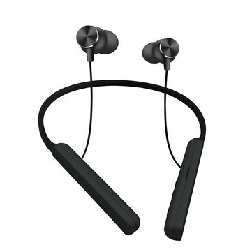 LMK-18 Portable Magnetic Wireless Bluetooth Earphone Stereo TF Card Sport Headset Headphone With Mic
