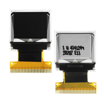 White 0.66 Inch OLED Display Module 64x48 LCD Screen SSD1306 For Arduino AVR STM32