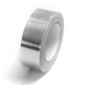 BGA High Temperature Resistant Aluminum Foil Tape Shielding Radiation Width 1cm/1.5cm/2cm/4cm/5cm/6cm