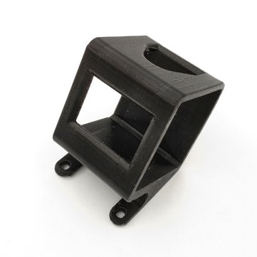 30 Degree Camera Mount Bracket Fixed Seat 20mm-40mm Mounting For Gopro Session SJCAM RC Drone