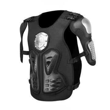 MotocrossRacingMotoCorpsProtectionArmure Poitrine Protecteur Arrière Armure Metal Gear