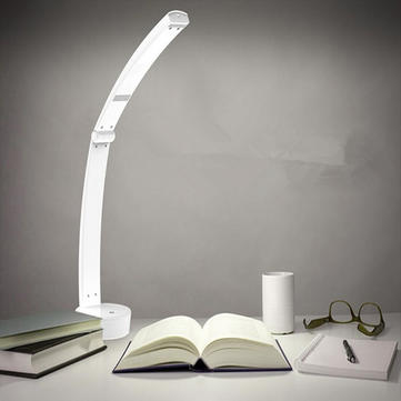 DC 5V 5W 33LED Smart Touch Dimming Table Lamp USB Charging Book Desk Reading Light