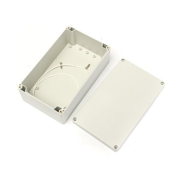 200×120×75mm Plastic Waterproof Outdoor Electronic Project Box Enclosure Case Junction Case
