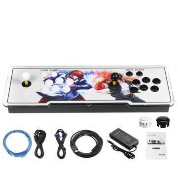 PandoraBox 4s 800 in 1 Double Joystick Dual Player Game Console for Arcade Game