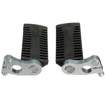 Pair Rider Foot Peg Footrest For 47cc 49cc 50cc Mini Motor Pocket Dirt Pit Bike