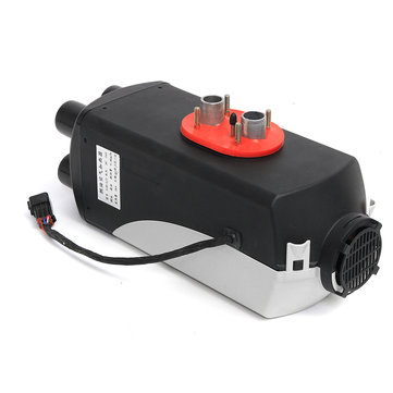 24V/12V 5kw Diesel Air Parking Heater Diesel Heating 4 Holes Air Parking Heater