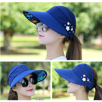 Women Ladies Summer Outdoor Anti-UV Beach