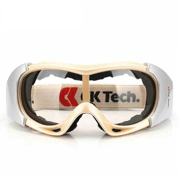 ANSI Anti Fog Windproof Safety Goggles Racing Sport Skiing Glasses CK Tech CKY-053JYT