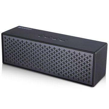 Sansui T11 HiFi Wireless Bluetooth Speaker Dual Unit Heavy Bass TF Card FM Radio HD Mic Subwoofer