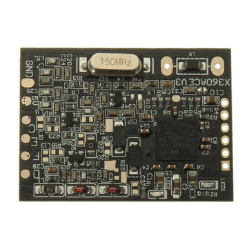 Black Plastic 150MHz Chip Pulse Kit for X360ACE V3 Coffee Machine 5cm x 3cm