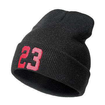 Women Warm Knitted Hip Hop Beanie Hat