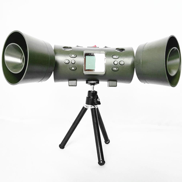 BK1520 Hunting Birds Mp3 Player Built-in Two 35W High Bird Sound Speakers with Timer & Holder