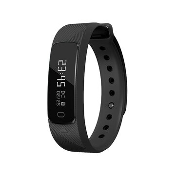 SMA B2 Sports Smart Bracelet Heart Rate Monitor Blood Pressure Monitor IP67 Waterproof Wristband
