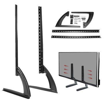 Pieds de support de table de télévision universel pour LED LCD Téléviseurs de écran plat de plasma 26-65inch