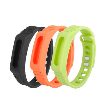 Mi-jobs Colorful Wrist Strap for Xiaomi Miband Smart Bracelet