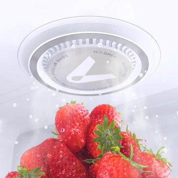 XIAOMI VIOMI VF1-CB Kitchen Refrigerator Air Purifier Household Ozone Sterilizing Deodor Device Flavor Filter Core