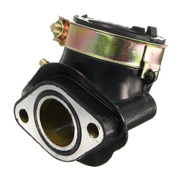 GY6 125cc 150cc Intake Manifold Pipe Moped Scooter ATV Go Kart Engine Part