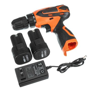 16.8 Volt Electric Screwdriver Cordless Screwdriver Cordless Hand Drill Charger With 1or2 Battery