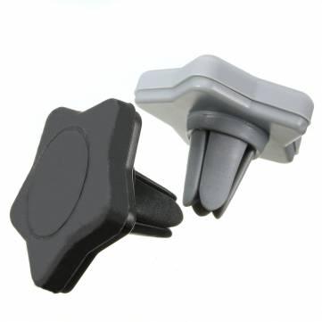 Carro com ar magnética ventilação titular montagem representam telefone celular móvel iPhone GPS