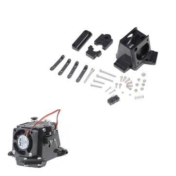 M3 Delta Kossel Fisheye Effector For 3D Printer E3D V6 Hotend