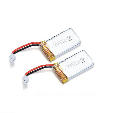 2PCS WLtoys V966 V988 V911S Helicopter Parts 3.7V 250mAh Lipo Battery V966-016