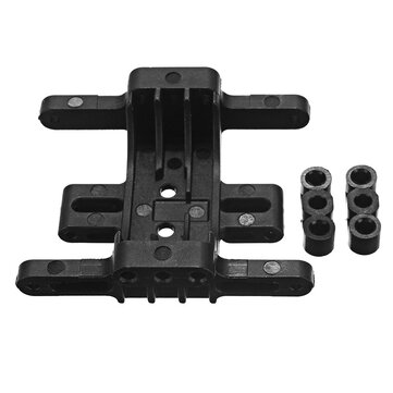 Car Middle Cover Shell Canopy Frame Parts For 1/18 RC Crawler QX4 RC Car Parts