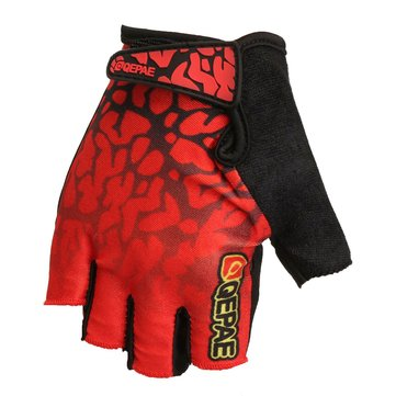 Half Finger Gloves Motorcycle Bicycle Riding Cycling Summer Spring For QEPAE QG043