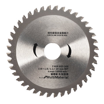 4 Inch 40 TCT Teeth Saw Blade Wood Cutting Circular Blade Angle Grinder Wodworking Disc