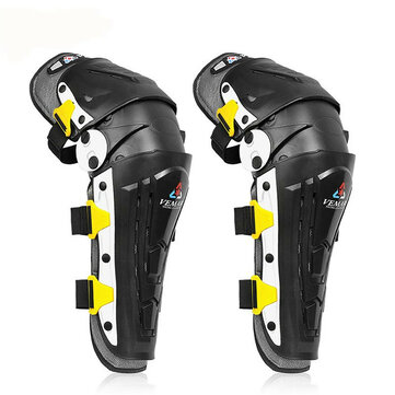 Motorcycle Knight Anti-fall Armor Protective Gear Bike Racing Knee Guards Safety Brace Protector
