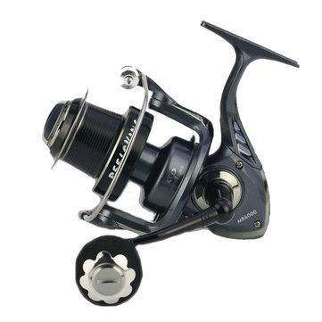 ZANLURE MR4000-7000 5.2:1 13+1BB Gapless Full Metal Distant Wheel Spinning Fishing Reel