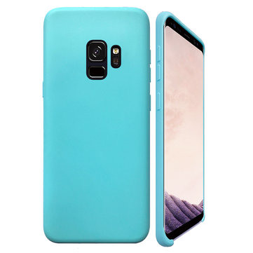 TPU PC Shockproof Anti-skid Protective Phone Case Cover for Samsung Galaxy S9