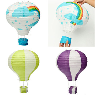 Air balloon Air Balloon paper lanterns wendding party festival colour decorate
