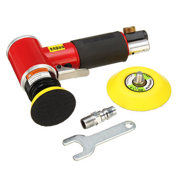 Polisher Set Straight Heart High Speed Sander Mini Pneumatic Sanding Polishing Machine