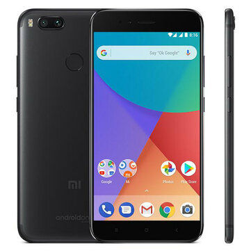 Xiaomi Mi A1 MiA1 Global Version 5.5 inch 4GB RAM 32GB Snapdragon 625 Octa core 4G Smartphone