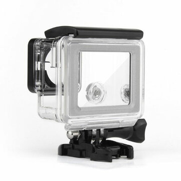 Replacement Waterproof Touch Screen Backdoor Case Cover for GoPro Hero 4 Silver Edition Action Sport Camera