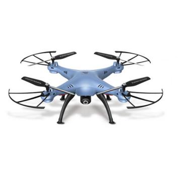 Syma X5HW WIFI FPV Con Cámara HD Modo de Altitud 2.4G 4CH 6Ejes RC Drone Cuadricóptero RTF