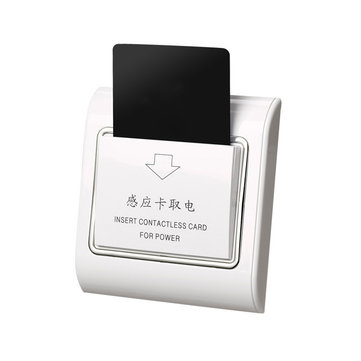 Hotel Card Switch Energy Saving Switch Key Card Switch Electricity Panel Switch